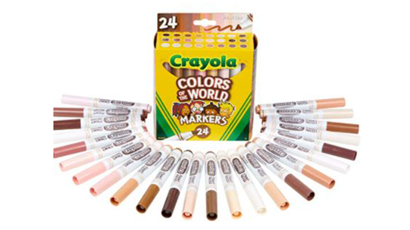 Crayola Colors of the World 24ct Markers