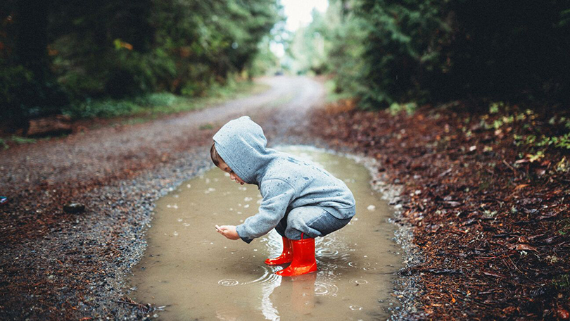 How Your Kid's Microbiome Can Be Affected When They Play Outside | Talking about Play