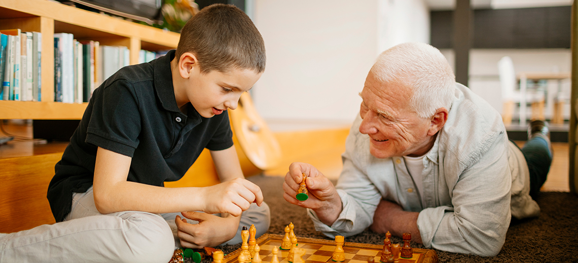 5 Suggestions for Grandparents and Grandkids to Have Fun Together
