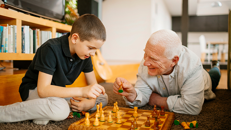 Play Ideas for Grandparents and Grandkids