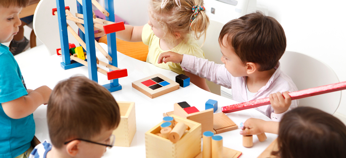 The Benefits of Play-Based Preschools