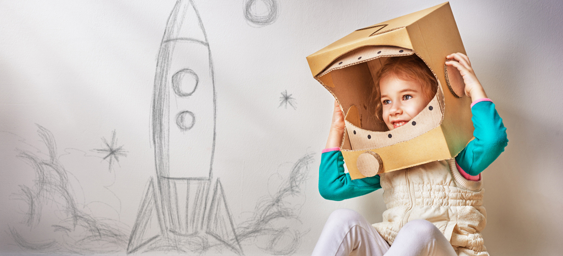Raising Creative & Playful Thinkers