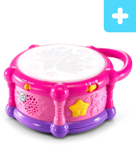 LeapFrog Learn and Groove Color Bilingual Play Drum
