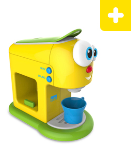 Kidz Delight Jack Bean Coffee Machine