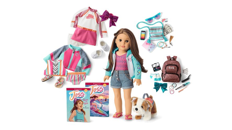 American Girl – 2020 Girl of the Year Joss's Ultimate Collection