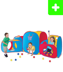 Playhut Mega Fun 4pc Play Tent