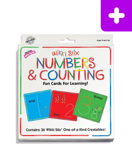 Wikki Stix Numbers and Counting