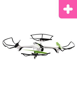 Sky Viper V2450 GPS Streaming Video Drone with Autopilot