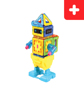 Walking Robot 45pc Set
