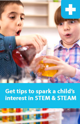 What Can We Do to Encourage Interest in STEM & STEAM?