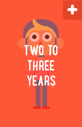 Two to Three Years